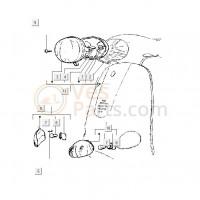13: Pancilinderparker 3,6X16 Vespa ET