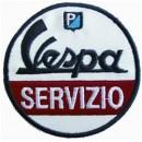 Patch Vespa Servizio