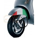 Sticker voorspatbord Vespa LX/LXV/S