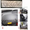Stickerset finish flag Vespa LX/LXV/S