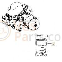 Vespa Motorpakkingset Vespa V5x2-V5x3T o.a PK50-4v)