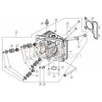 05: Klepseal Vespa LX/S
