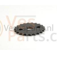 05: Oliepompaandrijftandwiel M01-C25/4t-C28 Vespa ET4/LX/LXV/S
