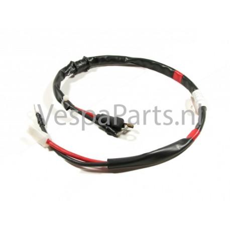 03: Kabelboom C25/4t-C26-C28 Startmotor Vespa ET4/LX/LXV/S