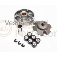 01: Koppeling Av. C14-C255 (Nl) Vespa ET2/ET4/LX/LXV/S