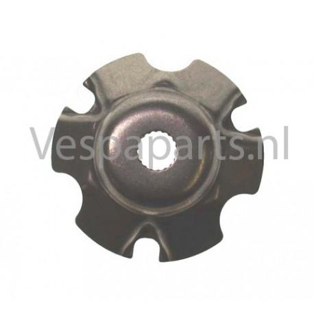 03: Rollenhuisdeksel Av.Kopp. R3.9 C18 Vespa ET2/ET4/LX/LXV/S