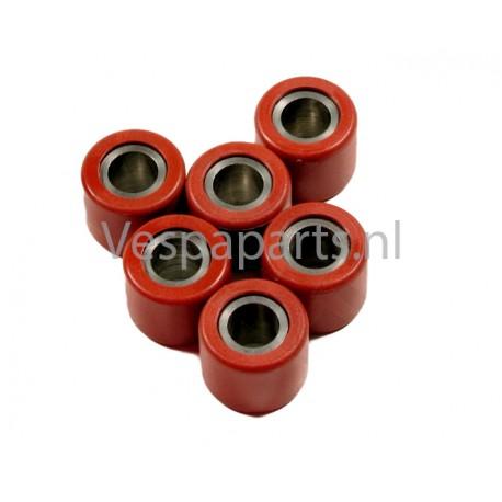04:Variosrollenset C19 C25 25km 10 Gram Vespa LX/LXV/S