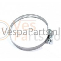 05: Slangklem Vespa ET4/LX/LXV/S/Sprint/Primavera/GTS/GT/GTV