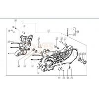 07: Pin voor carter Vespa S/LX/LXV
