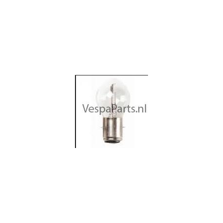 02: Lamp 12v 35/35w (Ba 20d) Vespa ET2/ET4/LX/LXV