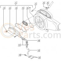04: Pakking Vespa LX/LXV/S