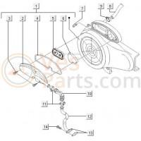 13: Pakking Vespa LX/LXV/S
