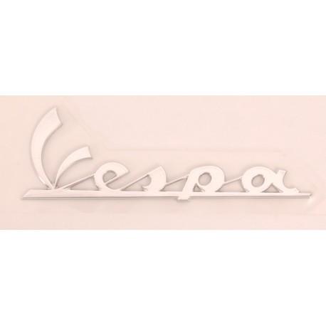 """04: Embleem woord """"Vespa"""" voorzijde Vespa LX/LXV/S/Sprint/Primav"""