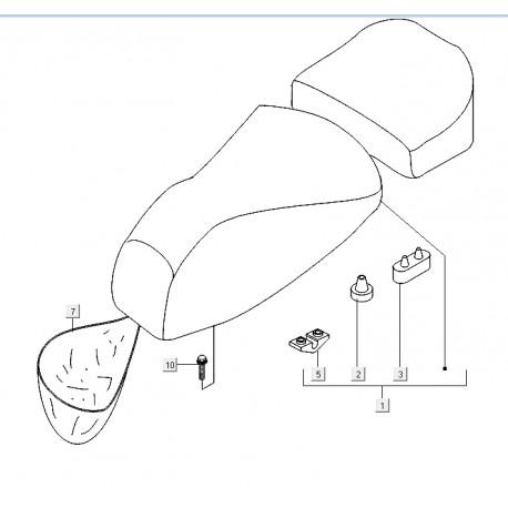 07: Buddyseathoes Vespa LX/LXV/S