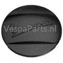 Kickstarterdeksel Cover Carbon look Vespa GT/GTS