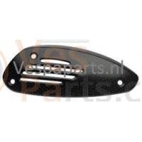 Hitteschild Carbon look Vespa GT/GTS