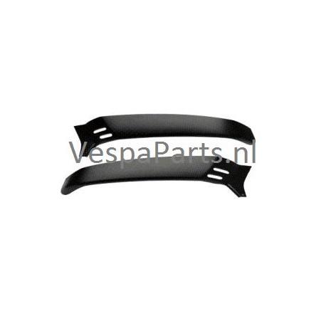 Motorschermenset Carbon look Vespa GT/GTS