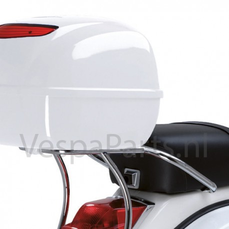 Achterdrager Topkoffer Vespa PX chroom