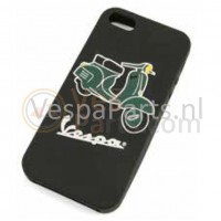 Vespa iPhone 5 Cover / Hoesje zwart