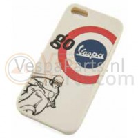 Vespa iPhone 5 Cover / Hoesje wit