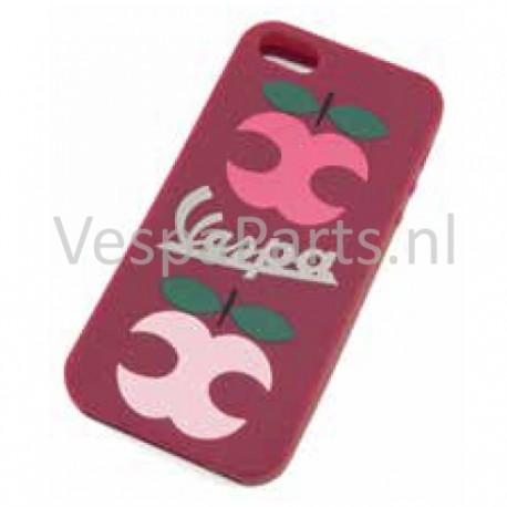 Vespa iPhone 5 Cover / Hoesje roze