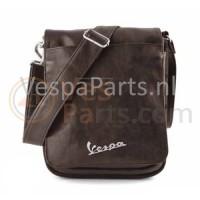 Vespa Vintage Tas voor iPad (bruin, zwart)