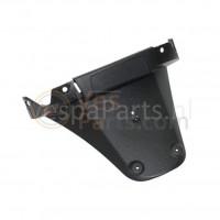 11: Achterspatbord Vespa LX/LXV (zwart pigment)