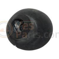 02:Rubberdop voordrager / Buffer Vespa LX/GTS/S Sprint/Primavera/GT