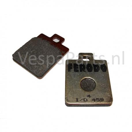 03: Schijf/remblokset Vespa ET/LX/LXV/S