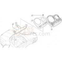 04: Lamp 12v 1,2w T-5 Vespa LX/LXV/S
