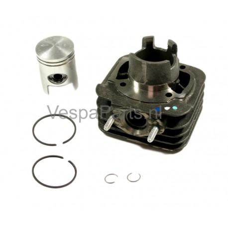 05: Cilinder + Zuiger C25-C30-C21 Type Cm01 Vespa ET2/LX/LXV/S