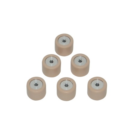02: Variorollenset C22-C27-C34 (8 Gram) Vespa ET2/LX/LXV/S