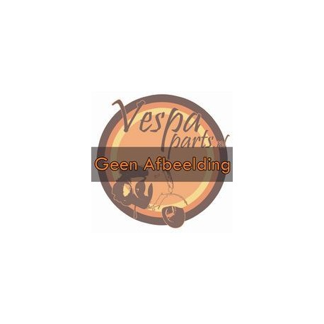 03: Doorvoerrubber C25<>C34 Vliegwieldeksel Vespa LX/LXV/S