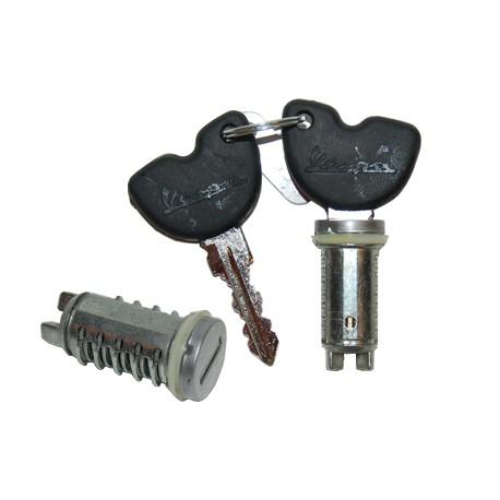 Cylinderslotenset (2x) Vespa ET/LX/LXV/S