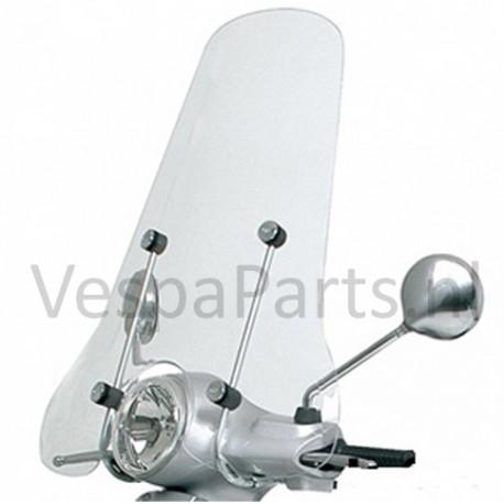 Origineel Vespa ET Windscherm hoog model (incl. bevestigingsset)