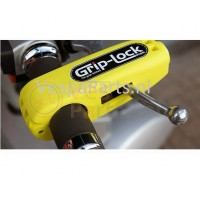Slot Handvat Grip Lock geel