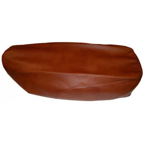 Zadelhoes Buddydek Vespa ET/LX/LXV/S bruin leder