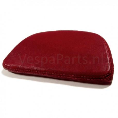 Rugsteun Topkoffer Vintage Leder LX/LXV/S rood