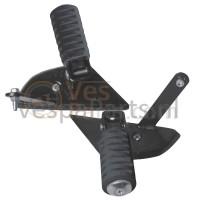 Voetsteunen Uitklapbaar Vespa LX/LXV/S