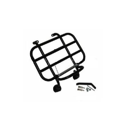 Voordrager opklapbaar Vespa LX/LXV/S mat zwart origineel