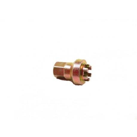 Koppelingsmoer afnemer Vespa PK50/PX 125-150/ PX200E