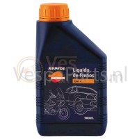 Vespa Remvloeistof DOT4 Repsol Brake Fluid 500mL