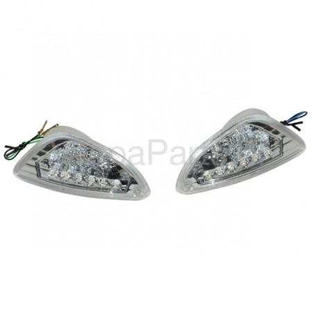 Knipperlichtset LED Vespa LX/LXV/S achter