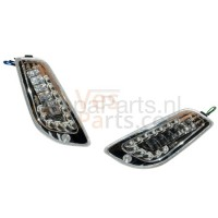 Knipperlichtset LED Vespa LX/LXV/S voor