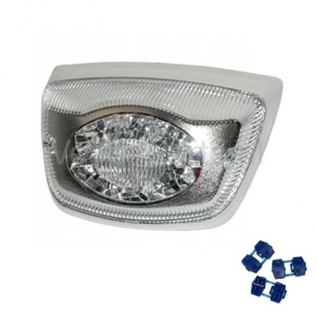 Achterlicht Vespa LX/LXV/S LED transparant