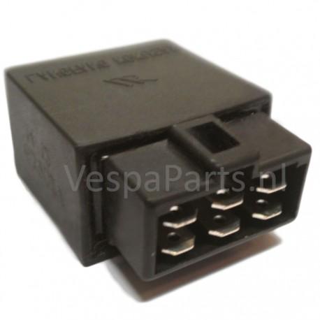 06: Relais Carb.Verwarming / Choke Vespa LX/LXV/S