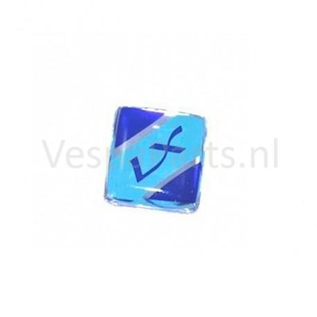 06: Sticker sierstrip Voorspatbord Vespa LX