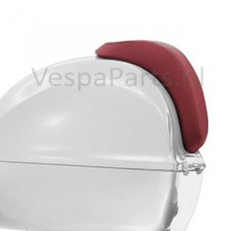 Rugsteun Topkoffer Vespa Primavera/Sprint rood