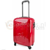 Vespa Koffer-Trolley 98 rood