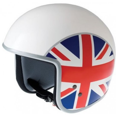"Vespa Helm ""Flags"" United Kingdom"